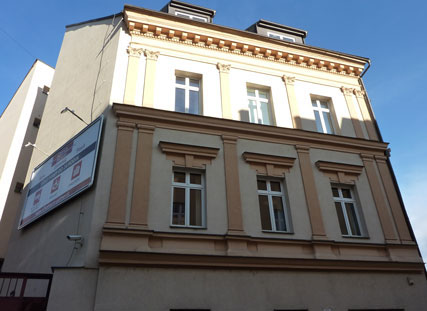 Sídlo firmy v Brně, Business centrum Mlýnská