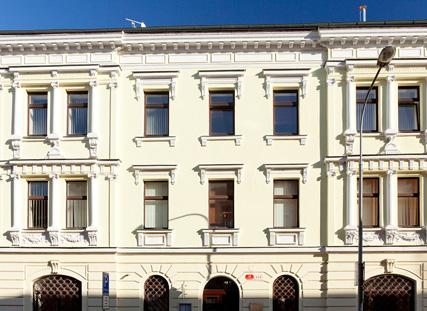 Sídlo firmy v Plzni, Business centrum Na Roudné