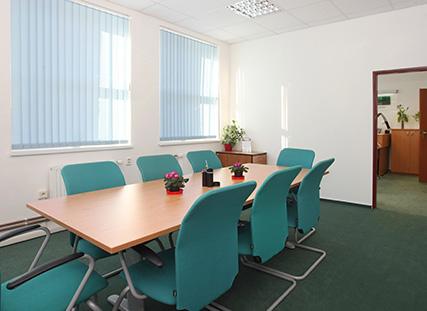Zasedací místnost - Olomouc Haná