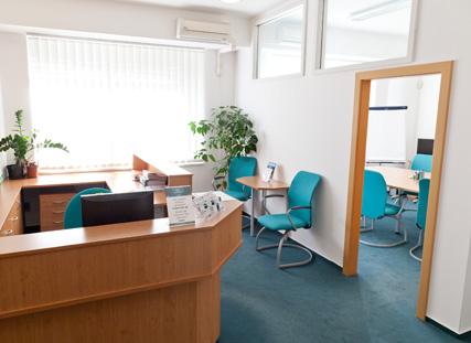 Sídlo firmy v Brně, Business centrum IBC Příkop
