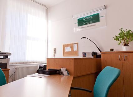 Sídlo firmy v Olomouci, Business centrum Holická